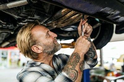 auto repair questions