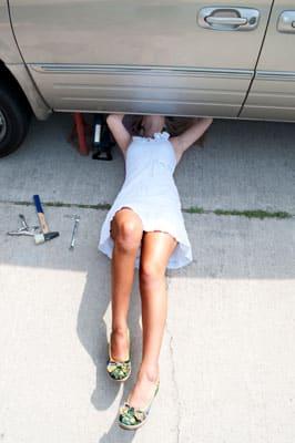 auto maintenance for women, essential auto maintenance tasks